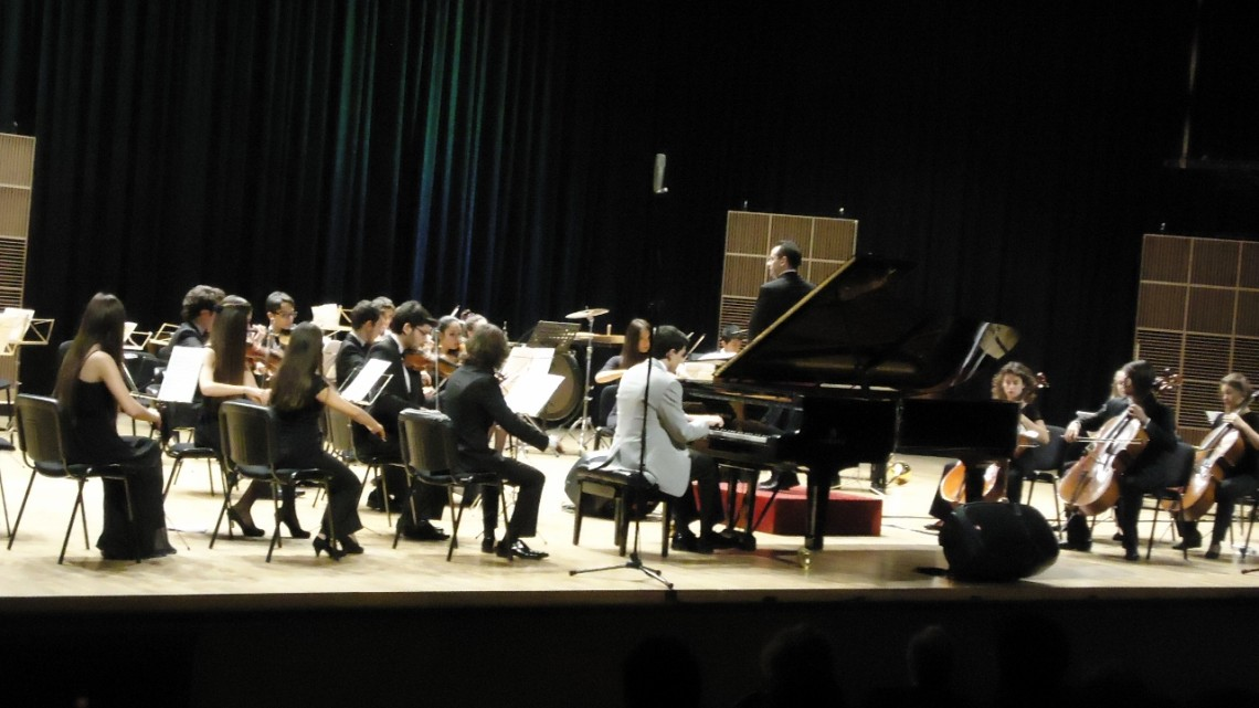 MSGSÜ Genç Orkestra Konseri Fulya Sanat Merkezi