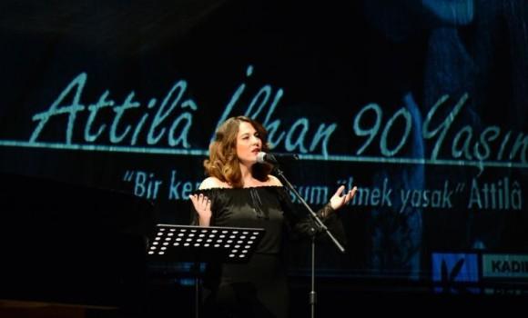 Burcu Vatansever Güneş Yakartepe attila ilhan anma etkiniliği caddebostan kültür mekezi Ckm Piyano konser solist en güzel besteler