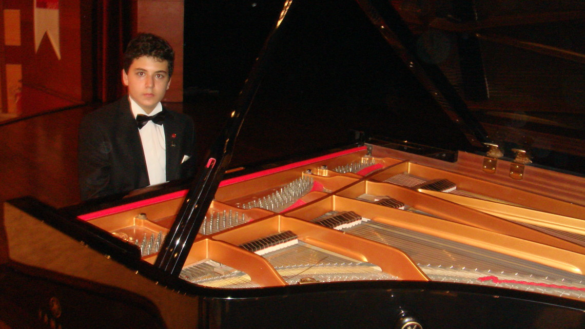 Piyano Konseri istanbul