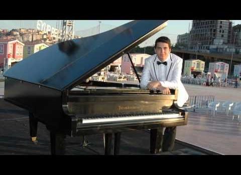 piyano Genç Orkestra Konseri  Sanat Merkezi