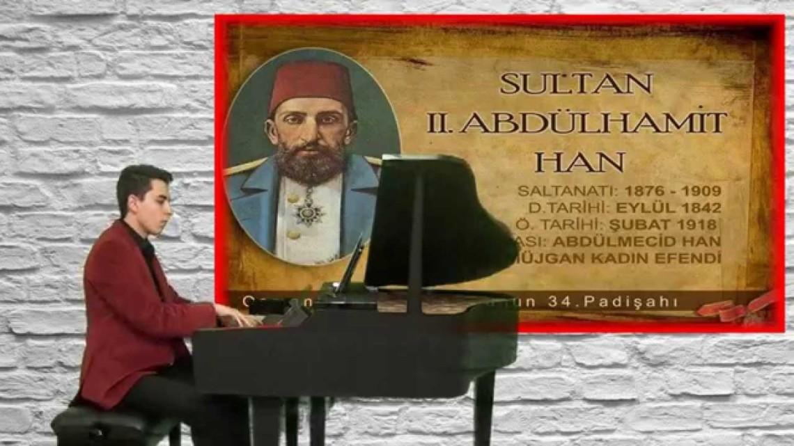 Piyano İle Osmanlı Marş ve Müzikleri