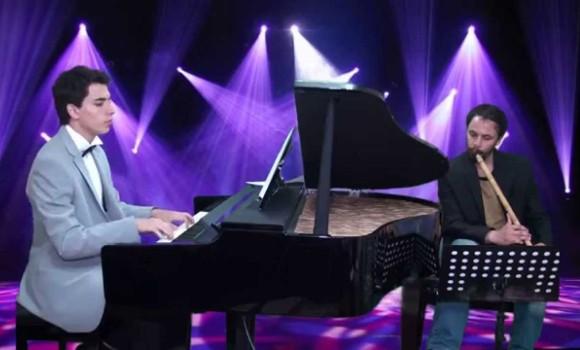 Olmuyor Can Ahmedim Ney Piyano Düeti En Güzel Sufi İlahi