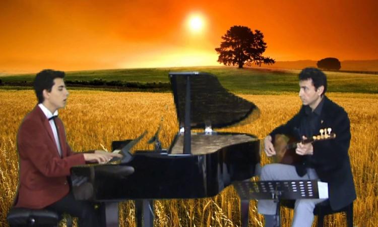 Kırmızı Buğday Manisa Türküsü Manisa Yöre Türkü Bağlama Saz türk halk müzikleri türkü yöre türküler piyano genç solist piyanist Müziği Yöresi