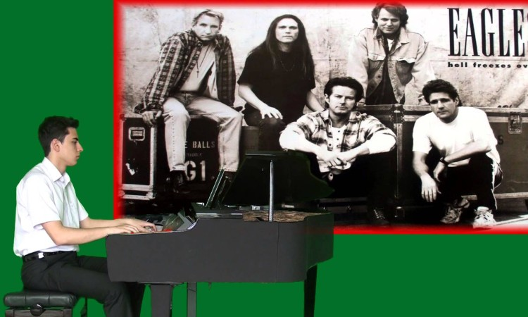 Eagles DESPERADO Halk Ezgisi Rock Müzik Country Musics