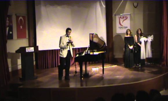 Piyano Konseri Adıyaman Yöresi Türküsü TÜRKMEN GELİNİ
