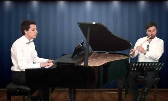 Es Selam Ey Ahmedi Muhtar Olan Son Nebi Ney Piyano İlahi