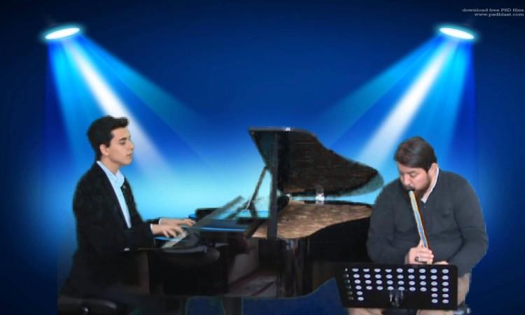 Ney Piyano ÖMRÜN BİTİRMİŞ VİRANE MİYEM Sufi Müzik