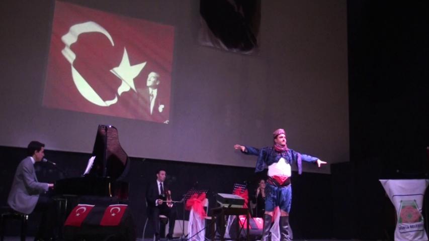 Isparta Belediyesi Piyano Konseri Türküleri Atatürk Genç Piyanist Resitali Müze Çocuk Pianist Ispartalı şarkı Sabah gazetesi basın (6)