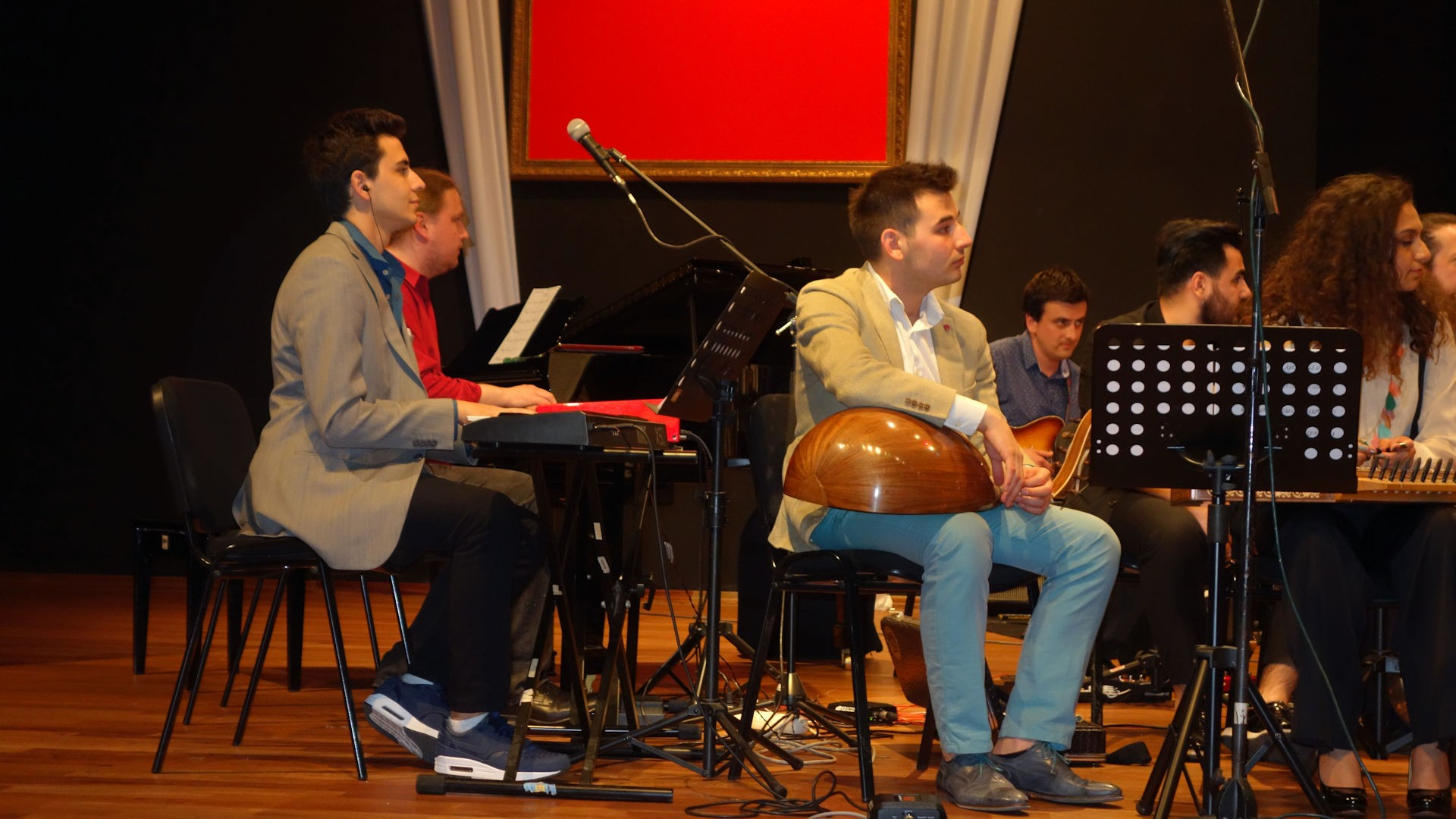 50. Unutulmaz Yeşilçam Film Müzikleri Orkestra Konseri Yeditepe Üniversitesi Salon Yerli Meşhur Türk Sineması Müzik Ve Şarkılar 2