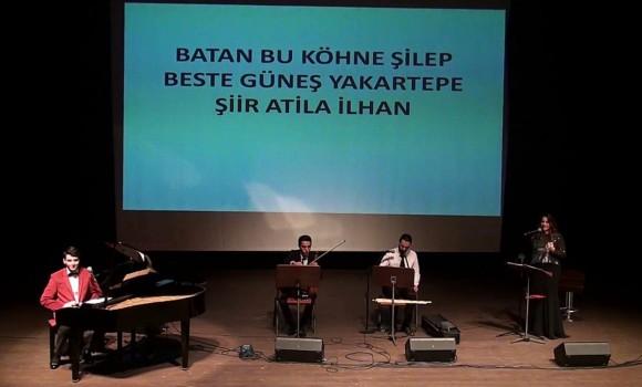 Türk Şair Ünlü Şiirleri YENİ AMATÖR BESTELERİ, Şiir: Attila İlhan Genç BESTECİ GÜNEŞ YAKARTEPE