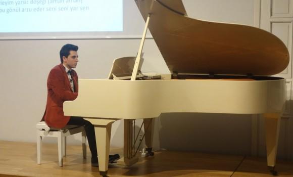 Mozard Türk Marşı-Rondo Alla Turca-Turkish March Klasik Batı Müziği Eseri Caz Versiyon Piyano Solo Şarkı Youtube Video Müzik Güneş Yakartepe
