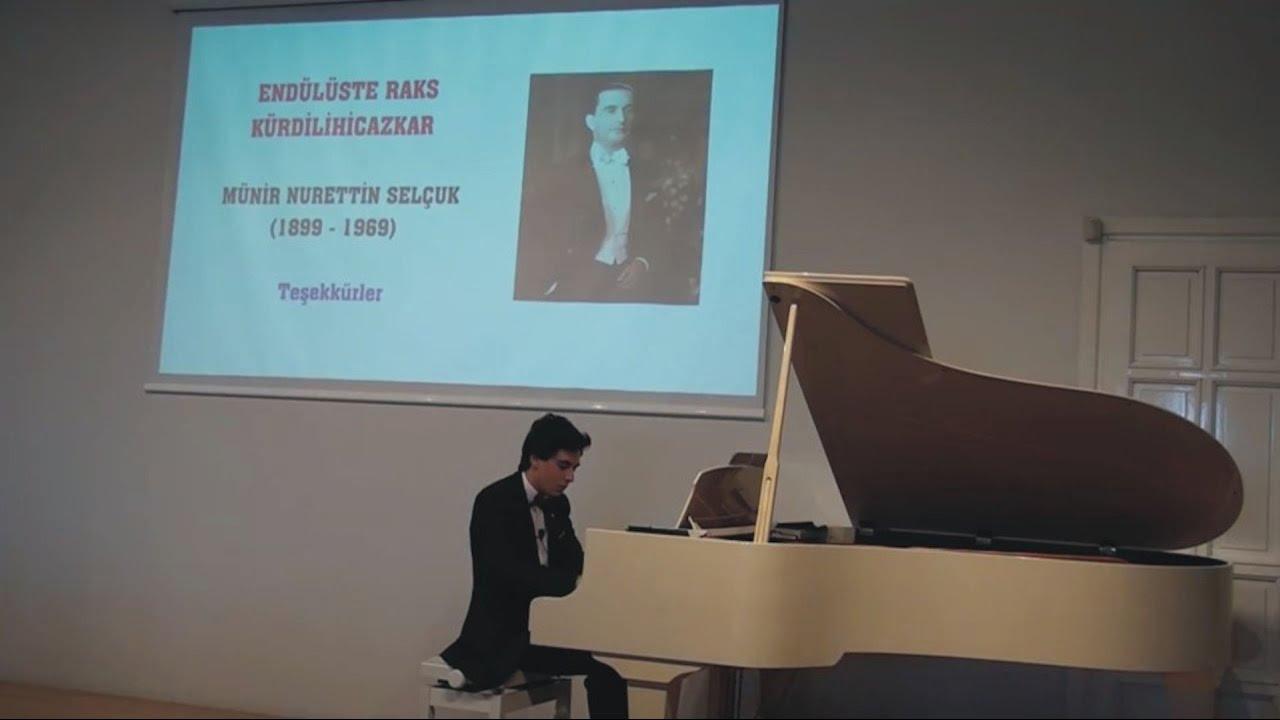 Endülüs'te Raks (Zil, Şal Ve Gül) Enstrümantal Piyano Solo, Klasik Türk Sanat Şarkı Eseri Fon Müziği Konseri Genç Piyanist Güneş Yakartepe Müzik Youtube