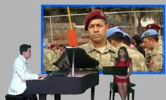 Ömer Halisdemir Şiiri ve Bestesi 15 Temmuz Şehit Vatan Millet Bayrak Devlet Şarkı 2017 Yeni Besteler