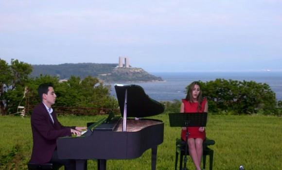 Yeni Besteler Şehitler İçin Ağıt Şarkı Çanakkale Fidanları Besteci Söz Şiir Beste Müzik Yakartepe