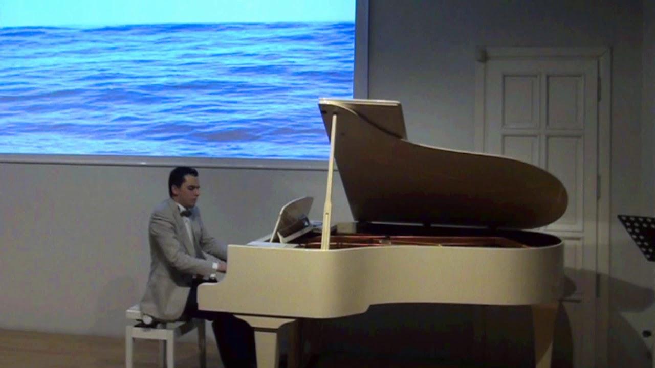 Piyano Resital EY DENİZİN NAZLI KIZI Türk Sanat Müziği Eser Solo Düzenleme Enstrümantal Resitali