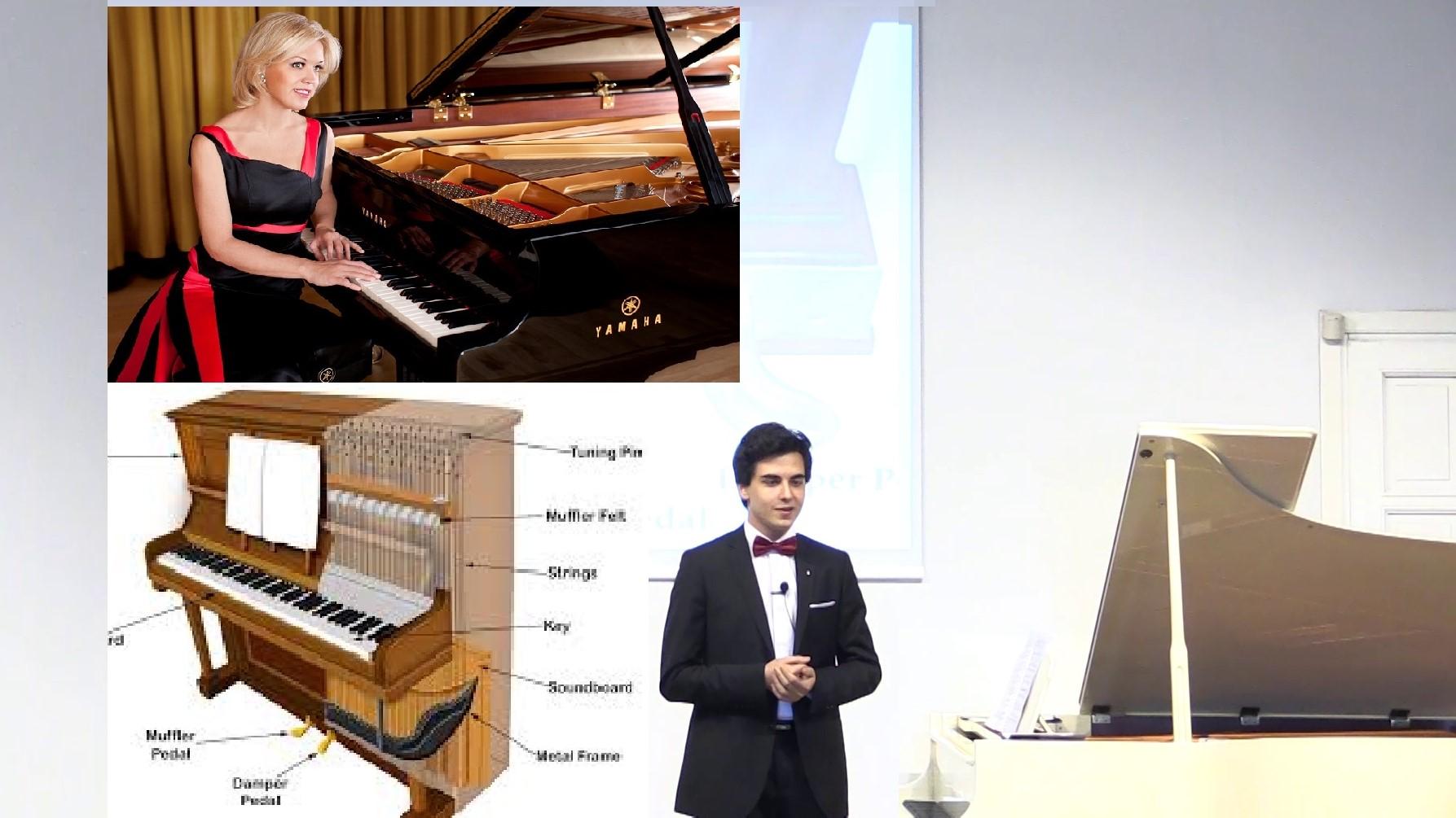 Piyano Ders 3 Tarihi Gelişimi Pedal Nedir. İlk Klavsen Piyanolar Tarihçe Nasıl Çeşitleri Görevi Klavye Okulu Dersi Önemli Pratik Bilgi Videosu Güneş Yakartepe