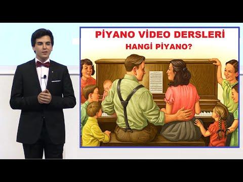 Piyano Ders Bölüm 3 Piyano Eğitimi Okulu Piyano Oktav Nedir, Ses İnce Tiz-Kalın Sesler Oktavlar, Perde Nota Ritm Efekt Tuşlar Önemli Pratik Bilgiler. Giriş Video Akustik Piano Bilgi