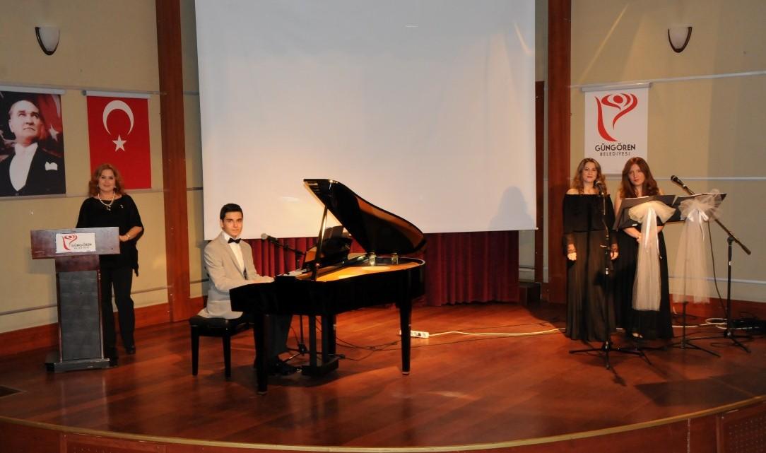 Güngören Belediyesi Kültür Merkezi Konseri