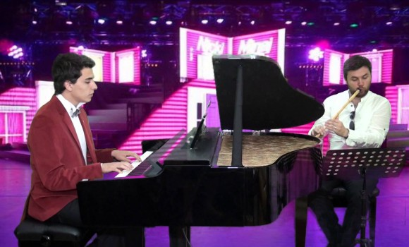 Piyano Ney Düeti Ben Bu Yolu Bilmez İdim Nefesli Musiki