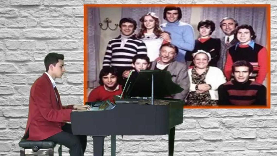 Piyano ile Sinema Film Jenerik Müzikleri