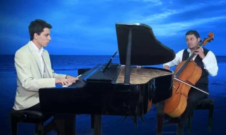 Hicaz Peşrev Refik Fersan Klasik Türk Musikisi Çello Piyano