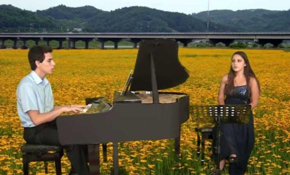 Yandım Ayşem Türküsü Piyano Senfonik Türkü Zeybek Video türk halk müzikleri türkü yöre türküleri piyano genç solist piyanist Müziği Yöresi