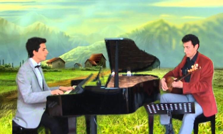 Devrent Deresi Duman Bürüdü Piyano Bağlama Yöre Denizli türk halk müzikleri türkü yöre türküleri piyano genç solist piyanist