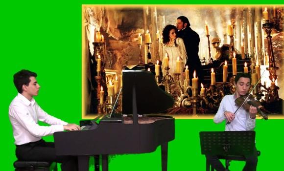 OPERA'daki HAYALET Müzikali Ama Tema Film Müziği