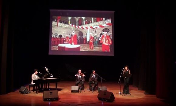 Zahid Bizi Tan Eyleme Yeniçeri Marşı Ağıtı, Derviş Dede Nefesi, Mehter Takımı Şarkısı Piyano Konser