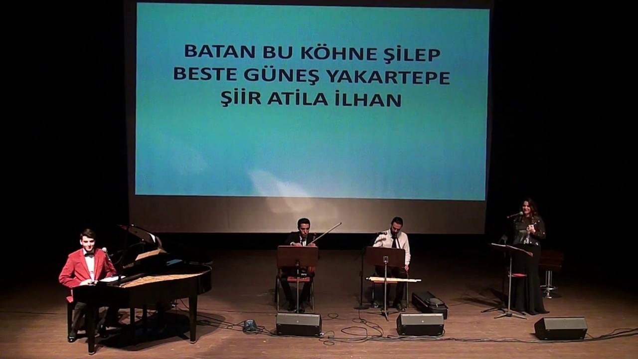 Türk Şairleri, Ünlü Şiirleri Yeni Amatör Besteleri, Şiir: Attila İlhan Genç Besteci Güneş Yakartepe Piyano Konseri Şarkı Youtube