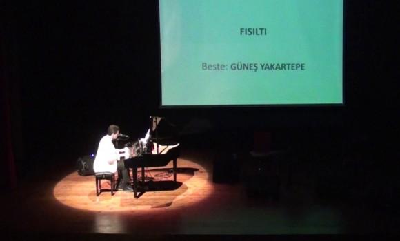 FISILTI Enstrümantal Çok Sesli Beste: Güneş Yakartepe En Yeni Amatör Genç Besteci Senfonik Müziği