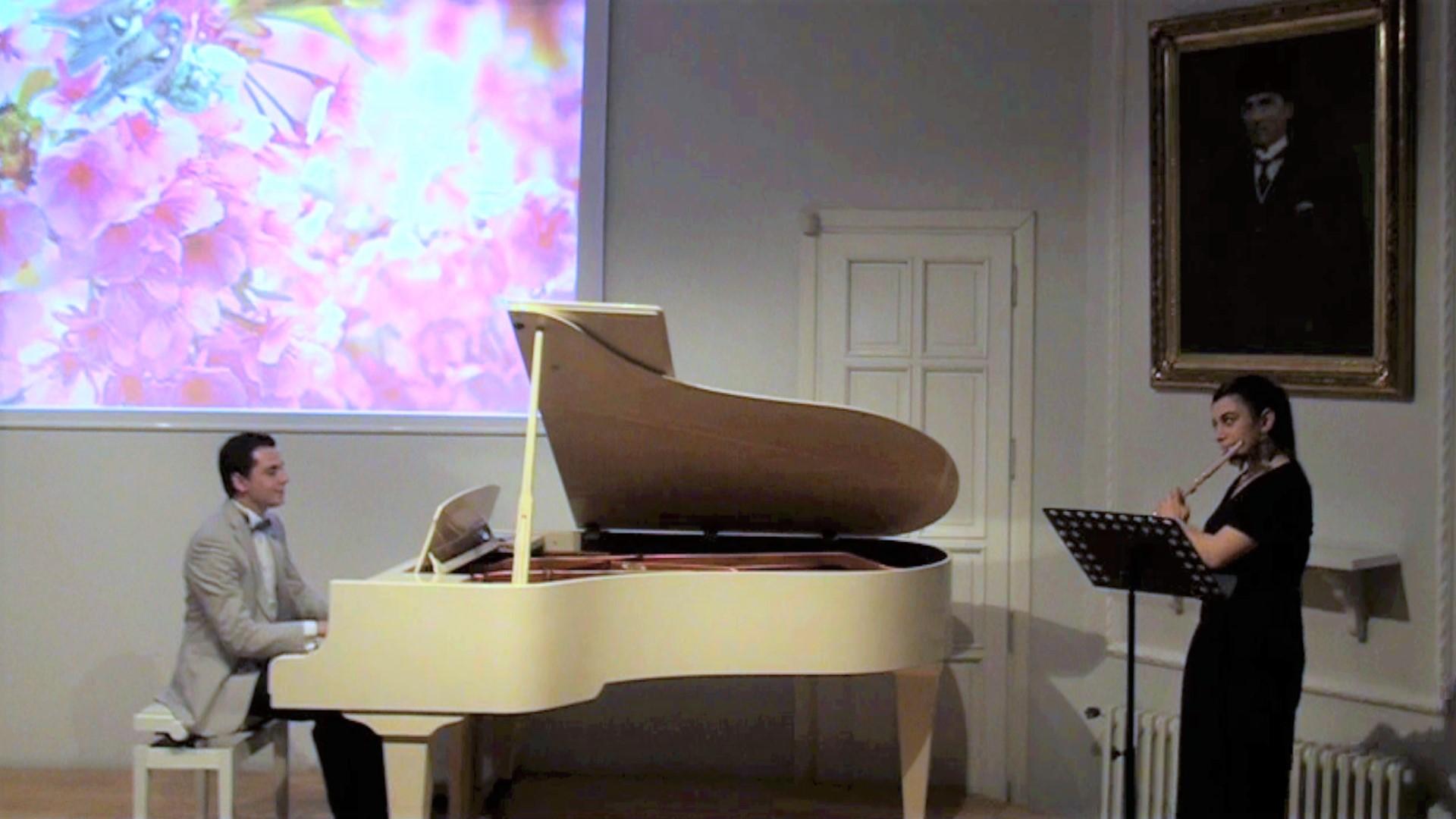 Sonatin Keman Flüt Sonatine For Piano Flut Genç Besteci Güneş Yakartepe Yeni Bestesi Yeni Besteler. 2019 2020 Son Amatör Bestekar Genc Besteciler Bestekar Çok Sesli SONATİNE FOR PIANO