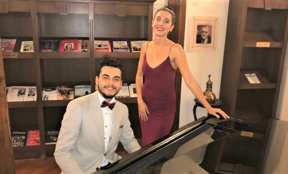 Sezonun İlk Konseri, Güze Merhaba Piyano Dinletisi, Piyanist; Güneş Yakartepe Müze Dinleti Salonu