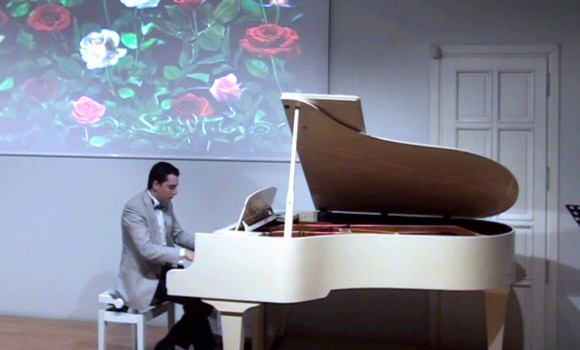 X Piyano Resital NİKRİZ SİRTO Beste Tanburi Cemil Bey Klasik Türk Musikisi Osmanlı Saz Eseri Müziği